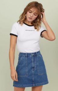 college tshirt
