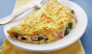 omeleta me zampon