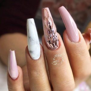 white water marble