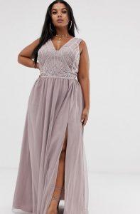 επίσημα καλοκαιρινά plus size φορέματα καλεσμένες γάμο