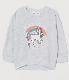 γκρι μπλουζα h&m 2021