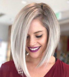ασυμμετρο καρε μαλλι
