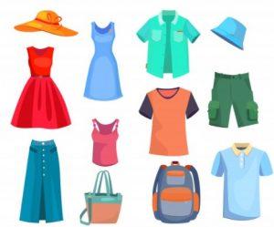ρούχα για τις διακοπές
