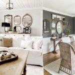 όμορφες ιδέες για διακόσμηση με καθρέφτες