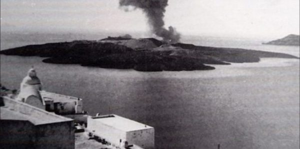 σαντορινη ηφαστειο