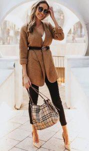 φθινοπωρινό ντύσιμο