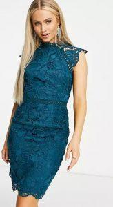 μπλε φόρεμα για γάμο