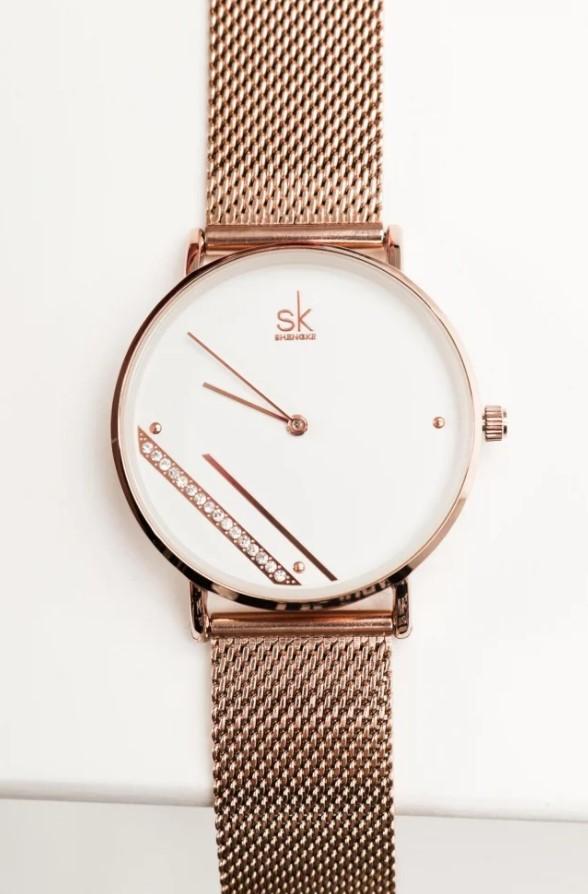 ρολόι χειρός με στρας