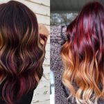φθινοπωρινά χρώματα μαλλιών