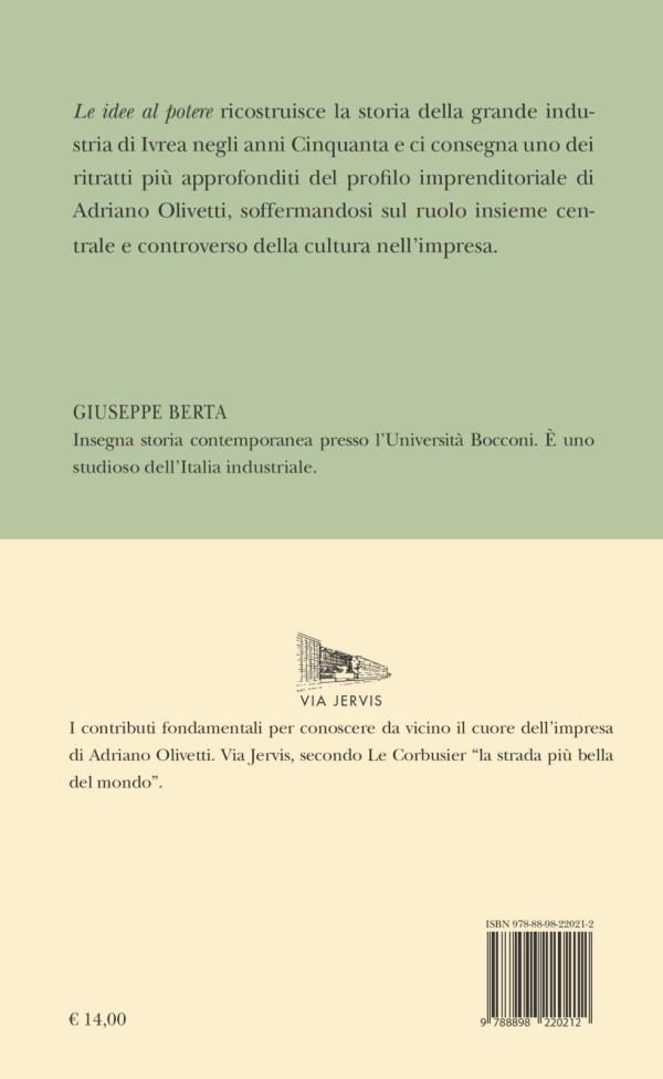 Quarta – Le idee al potere – Giuseppe Berta