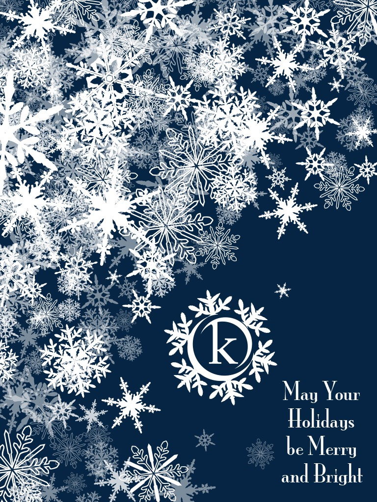 2015 - Holiday Card - With Text