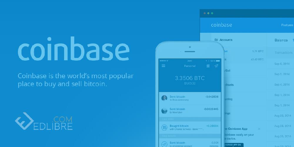 شرح منصة Coinbase وشراء العملات الرقمية المشفرة بأمان
