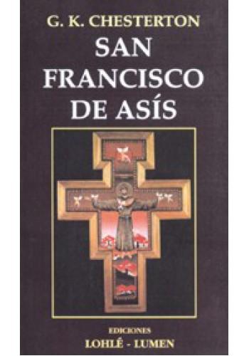 Resultado de imagen para francisco de asis chesterton