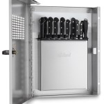 Prison Locking Knife Cabinet