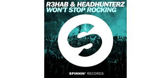 #DailyDose | R3hab & Headhunterz – Won't Stop Rocking