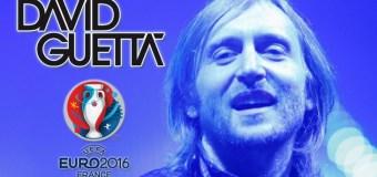 Apertura Europei 2016 con David Guetta: che spettacolo