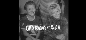 #Release | ​ Avicii ft. Otto Knows – Back Where I Belong