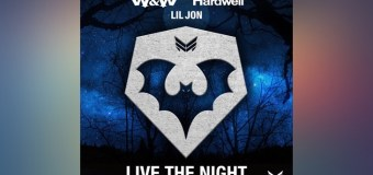 #Premiere | W&W vs Hardwell – Live the night (ft. Lil Jon)