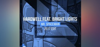 #FreeDownload | Hardwell ft. Bright Lights – Mr. Spaceman (2017 Edit)