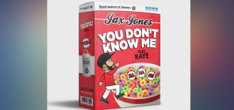 #Release | Jax Jones ft Raye – You Don't Know Me