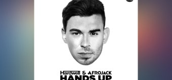 #Release | Hardwell & Afrojack – Hands Up