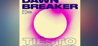 #Release   Tiesto x Matisse & Sadko – Dawnbreaker