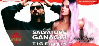 Etna Music Festival 2018 – 6a edizione con Tigerlily e Salvatore Ganacci