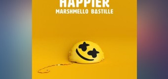 #Release | Marshmello feat. Bastille – Happier