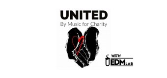 Musica e beneficienza con United per Unicef
