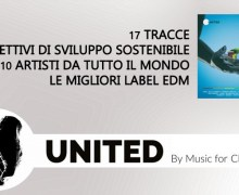 United Music For Charity L'album è Fuori