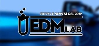 Le novità di EDM Lab per il 2019