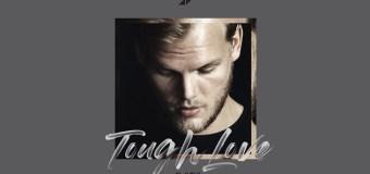 """Avicii, nuovo estratto dall'album """"TIM"""", Tough Love"""