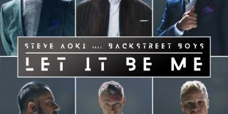 #Release | Steve Aoki, Backstreet Boys – Let It Be Me