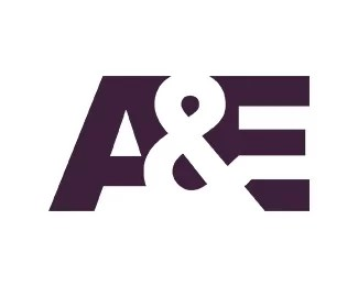 Logo do Network: A&E.