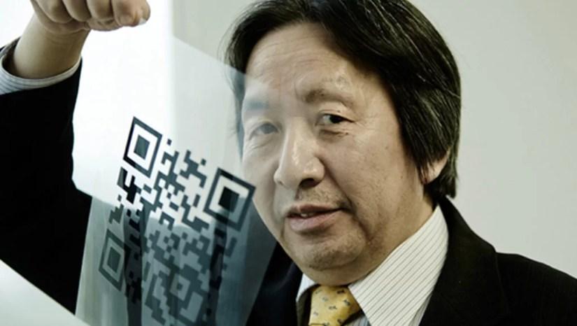 Masahiro Hara inventor do QR Code