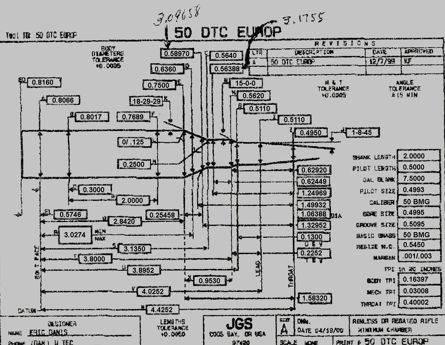 510 Dtc Rifles