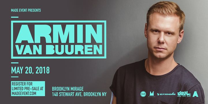 Armin Van Buuren At The Brooklyn Mirage And How He Lifted My Spirits