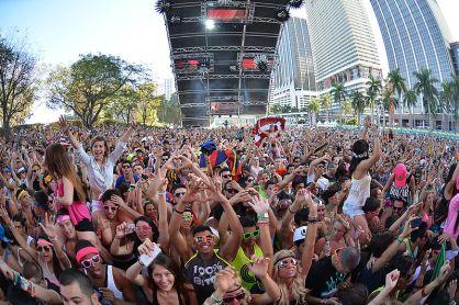 Ultra Music Festival 2013 at Bayfront Park - Edm Daycare