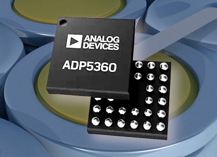 Gestione PMIC delle batterie con diverse funzioni di monitoraggio
