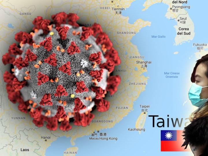 Covid-19 a Taiwan: un vero esempio di civiltà da imitare