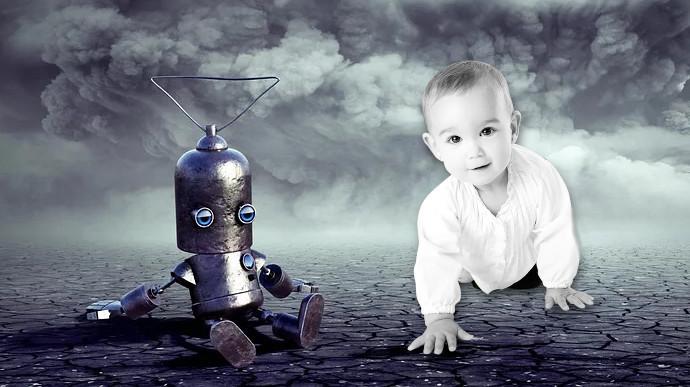 I robot gattonano come i bambini
