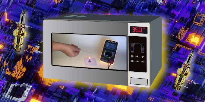 Come misurare facilmente la temperatura del forno di casa
