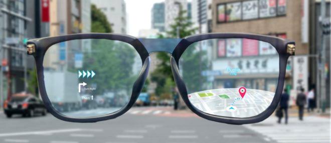 Un nuovo modo di vedere: Apple Glass