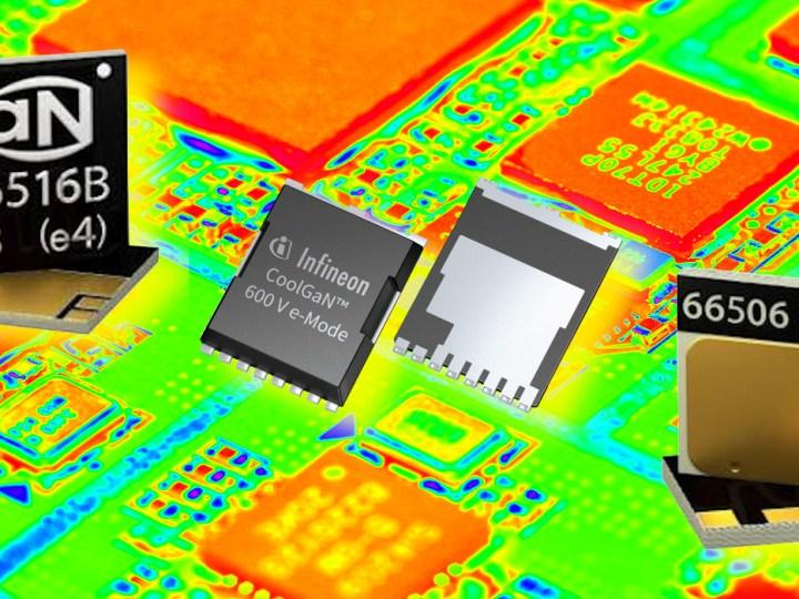 La gestione termica dei transistor GaN