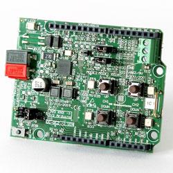 Gli shield compatibili con Arduino accelerano le implementazioni conformi a KNX