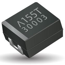 Condensatori in chip polimerici conduttivi per automobili ampliati e migliorati
