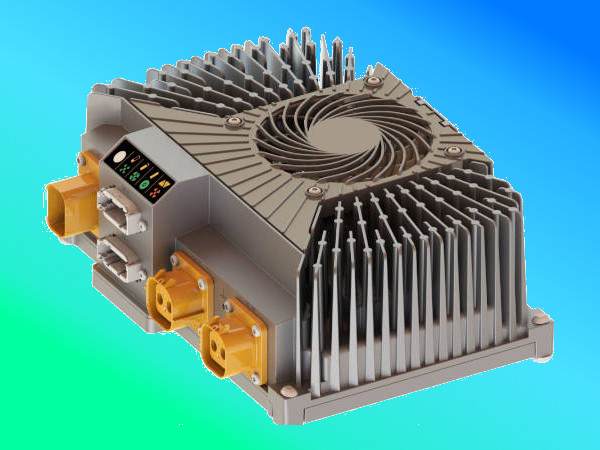 Caricabatterie di bordo da 3,3 kW per piccoli veicoli elettrici