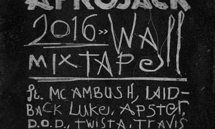 Afrojack Releases 2016 WALL Mixtape!