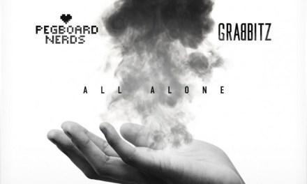"Pegboard Nerds & GRABBITZ New Single ""All Alone"""