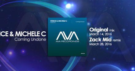 """Venice & Michelle C Release """"Coming Undone"""""""